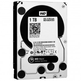HD WD Black 1TB