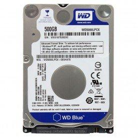 HD Notebook WD Blue 500GB