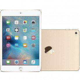 iPad Mini 4 Wi-Fi 128GB Dourado
