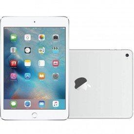 iPad Mini 4 Wi-Fi 128GB Prata