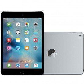 iPad Mini 4 WiFi 4G 64GB Cinza