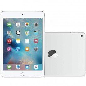 iPad Mini 4 WiFi 4G 64GB Prata