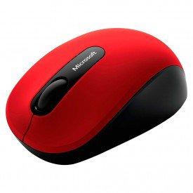 Mouse Microsoft Bluetooth 3600 Vermelho