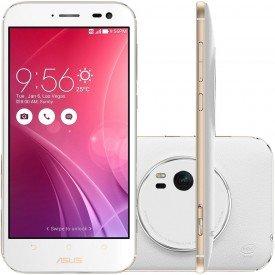 smartphone asus zenfone zoom 32gb desbloqueado branco
