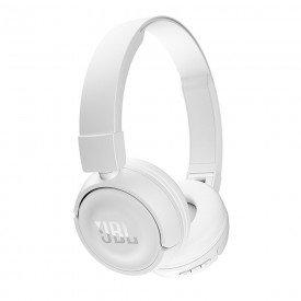 lateral fone de ouvido headphone jbl on ear t450 bluetooth branco