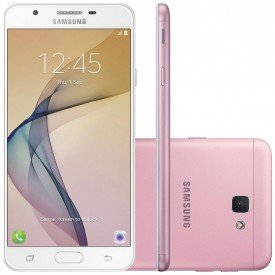 frontal smartphone samsung galaxy j7 prime g610m rosa