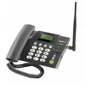telefone celular fixo proeletronic quad band dual procd6010