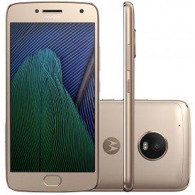 smartphone motorola moto g5 plus tv digital 32gb xt1683 dourado principal
