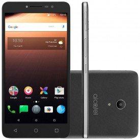 smartphone alcatel a3 xl dual 60 9008j desbloqueado cinza principal