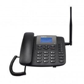 principal telefone celular fixo 3g cf 6031 preto