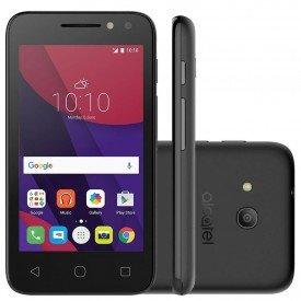 smartphone alcatel pixi 4 dual chip 4 4034e preto pricipal