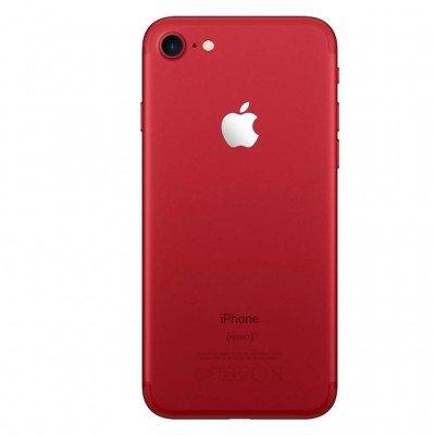 smartphone apple iphone 7 128gb desbloqueado red traseira