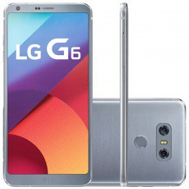 smartphone lg g6 32gb 4g camera 13mp 57 platinum principal