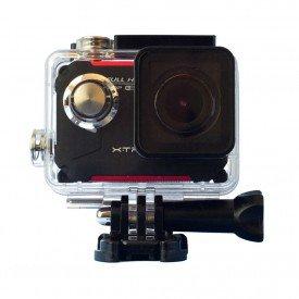 camera xtrax evo 12mp lcd 15 wifi case a prova dagua principal