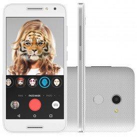 smartphone alcatel a3 dual chip 5046y desbloqueado branco princpal