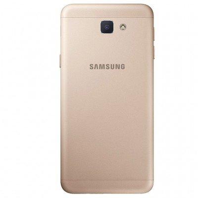 smartphone samsung galaxy j5 prime 4g g570m dourado traseira
