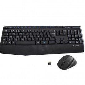 kit teclado mouse logitech mk345