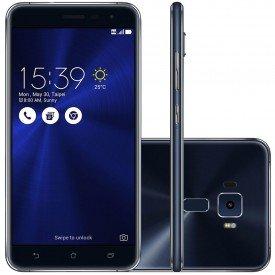 smartphone asus zenfone 3 32gb dual 55 ze552k principal