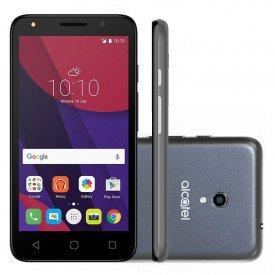 smartphone alcatel pixi 4 5 5010e dual chip preto