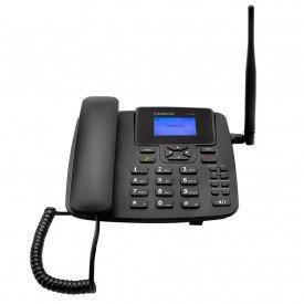 principal telefone celular de mesa intelbras single cf4201 desbloqueado preto