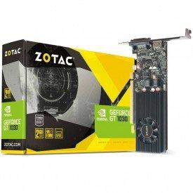 principal placa de video zotac geforce gt 1030 2gb zt p10300a 10l