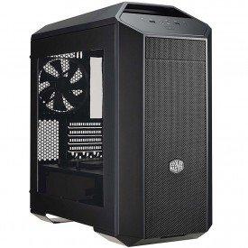 principal gabinete cooler master master case pro 3 mini tower mcy c3p1 kwnn preto