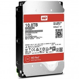principal hd interno wd red 10tb sata iii 6gbs 5400 rpm wd100efax