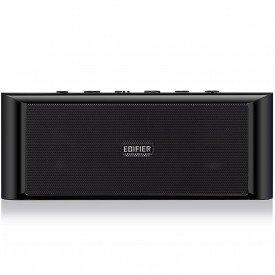 principal caixa de som edifier portatil bluetooth mp233 preto