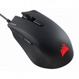 principal mouse gamer corsair optico harpoon rgb ch 9301011 na preto