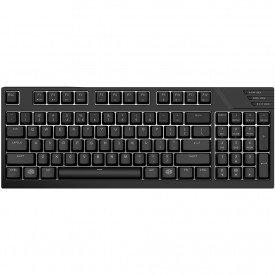 principal teclado gamer cooler master masterkeys pro m cherry mx blue sgk 4080 kkcl1br preto