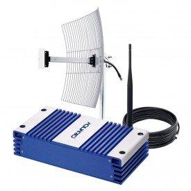 kit repetidor sinal celular aquario rp2670