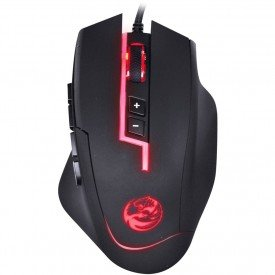 Mouse Gamer PcYes Lycan RGB