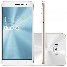 smartphone asus zenfone 3 55 64gb ze552kl branco principal