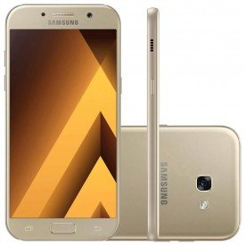 Samsung Galaxy A5 Duos 2017 64GB Dourado