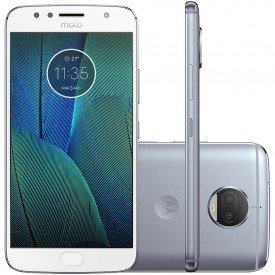 Smartphone Motorola Moto G5s Plus 32GB XT1802 Azul Topázio