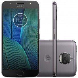 Smartphone Motorola Moto G5s Plus 32GB XT1802 Platinum