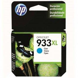 Cartucho de Tinta HP OfficeJet 933XL Ciano CN054AL