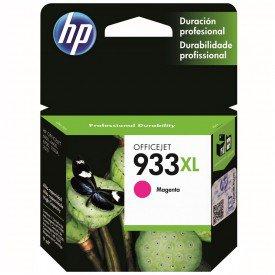 Cartucho de Tinta HP OfficeJet 933XL Magenta CN055AL