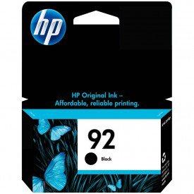 Cartucho de Tinta HP 92 Preto C9362WB