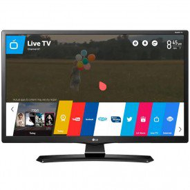 """Frontal Smart TV Monitor LG 28"""" 28MT49S-PS"""