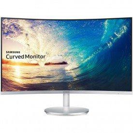 """Frontal Monitor Samsung 27"""" Curvo LC27F591FDLXZD"""