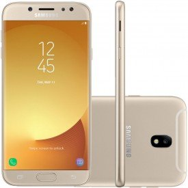 Smartphone Samsung Galaxy J7 Pro Dourado