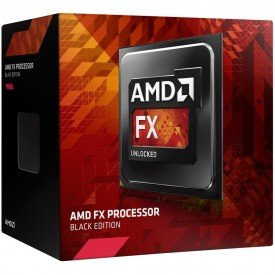 Processador AMD FX-6300 Black Edition AM3+ FD6300WMHKBOX