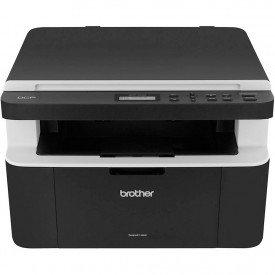 Impressora Multifuncional Brother Laser Monocromática DCP-1602 Preto