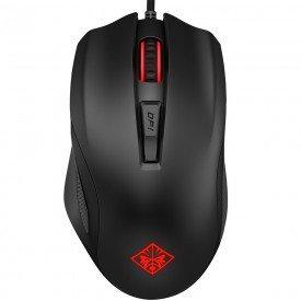 Mouse Gamer HP Omen 600 Preto