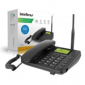 Telefone Intelbras CF-5002