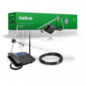 Telefone Intelbras CFA-6041