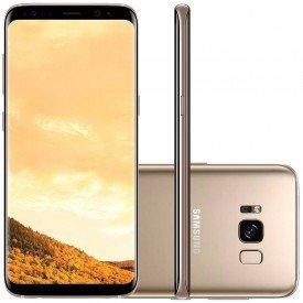 Principal Smartphone Samsung Galaxy S8 SM-G950 64GB Desbloqueado