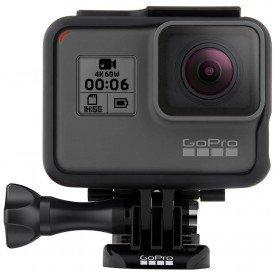 Frontal Câmera Digital GoPro Hero 6 Black Edition